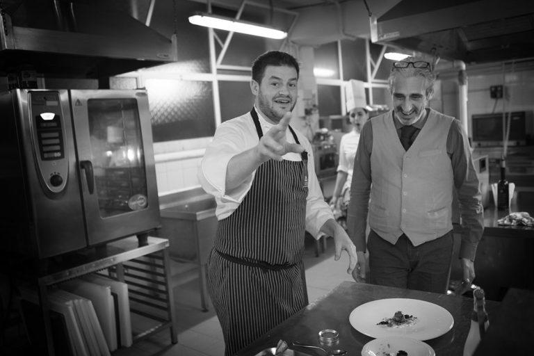 fishechef 2016 - Peter Brunel - Grand Hotel Fasano