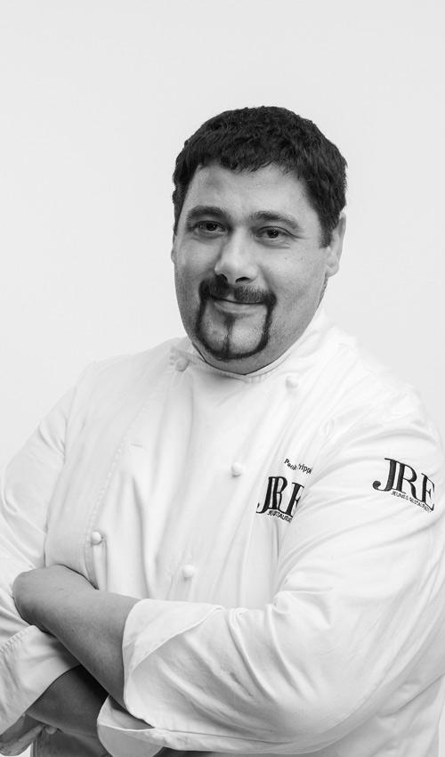 Fish&chef 2017- Paolo Trippini - Hotel HOTELBELLEVUE SAN LORENZO - malcesine