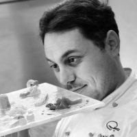 chef to chef- Daniele Repetti - Fish & chef- 2011 - Hotel Bellevue San Lorenzo - Malcesine