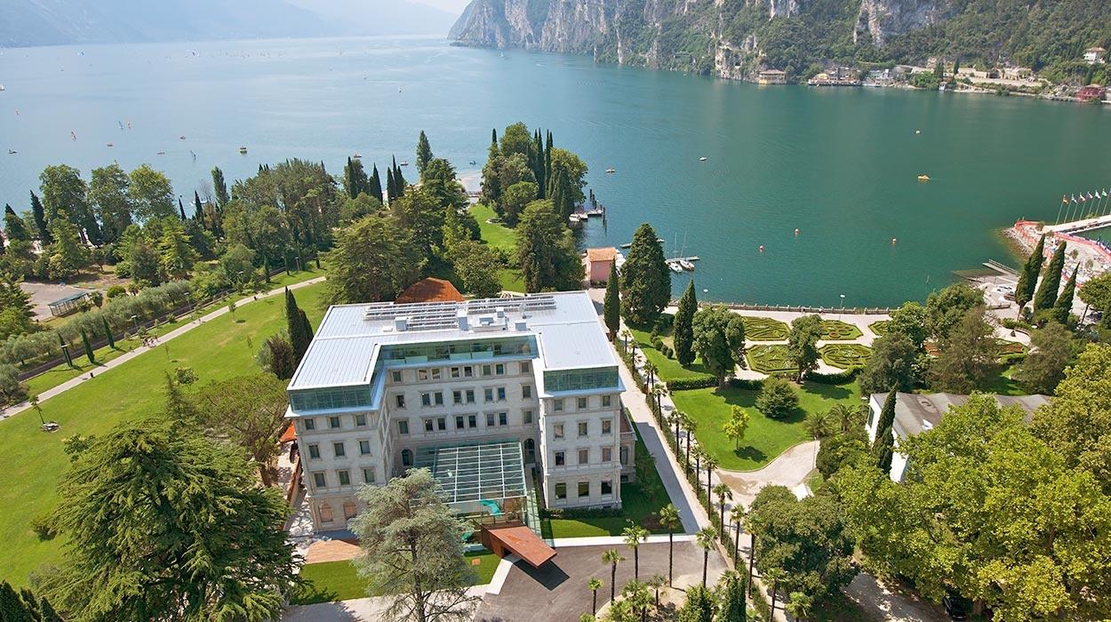 fish&chef 2017 - Andrea Tonola - Riva del Garda - hotel lido palace