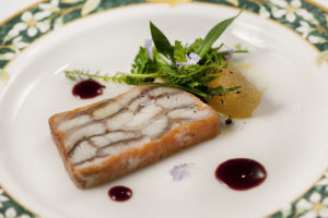 Emanuele Scarello- Fish & chef- 2010 - Hotel Bellevue San Lorenzo - Malcesine
