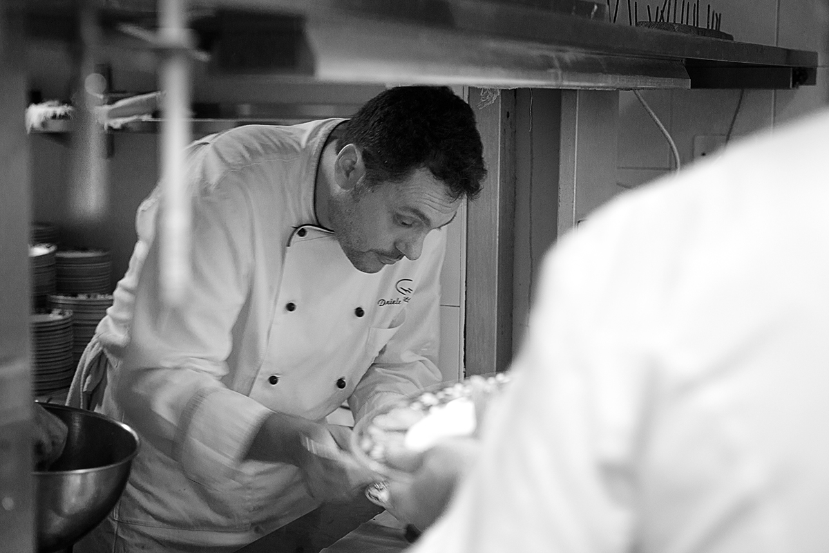 chef to chef- Fish & chef- 2011 - Hotel Bellevue San Lorenzo - Malcesine