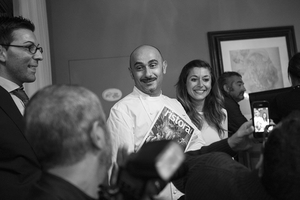Antony Genovese Fish & chef- 2014 -Villa Cordevigo Wine Relais - Cavaion Veronese