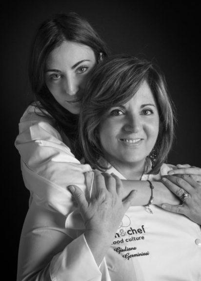Giuliana e Francesca Germiniasi