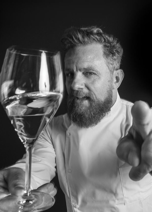 fish&chef edizione 2018 - gourmet sul lago di Garda - Dream Team - Matteo Felter